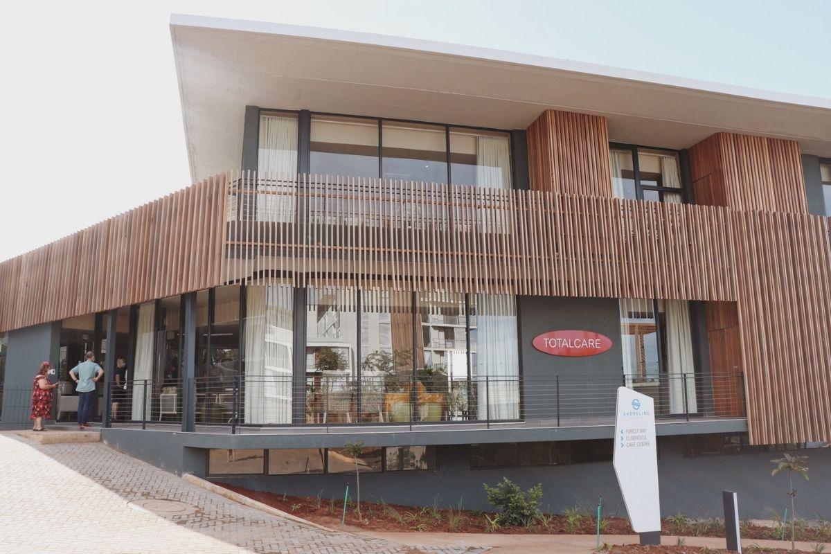 Care Centre on Shoreline Sibaya Over 50s Lifestyle Estate
